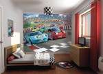 Walltastic-car race